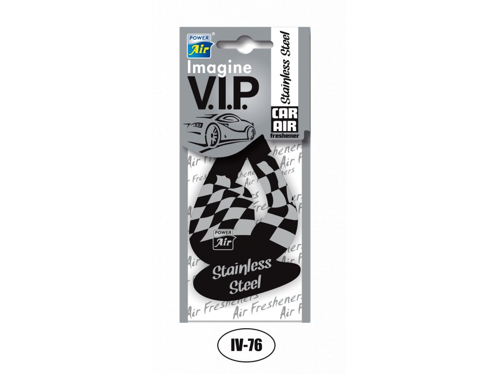 Imagine VIP Stainless Steel