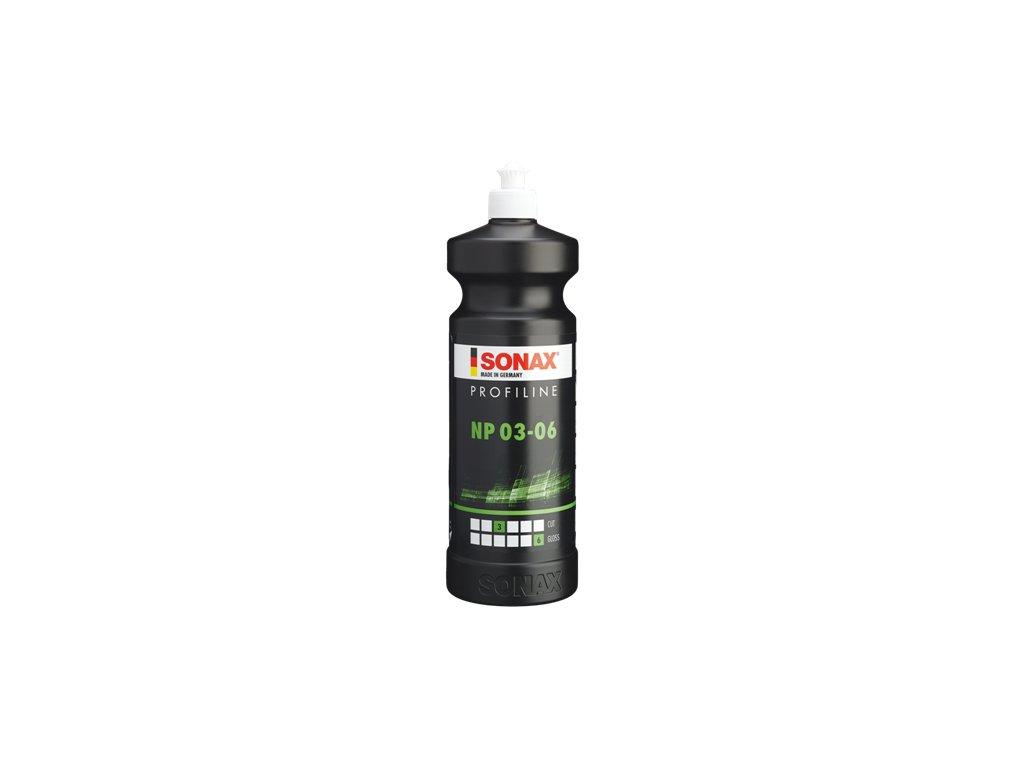 SONAX Profiline Nano Politura 3/6