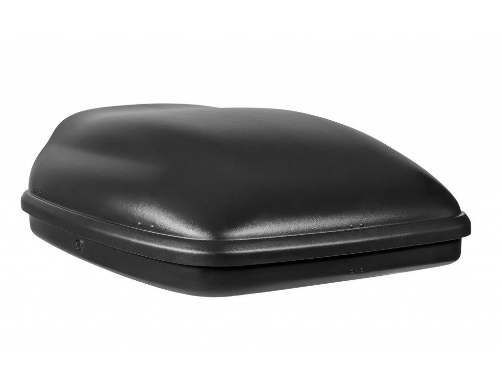 Autobox NEUMANN, Whale 130 černé víko, černé dno, centrál.zámek, mech. vzpěry