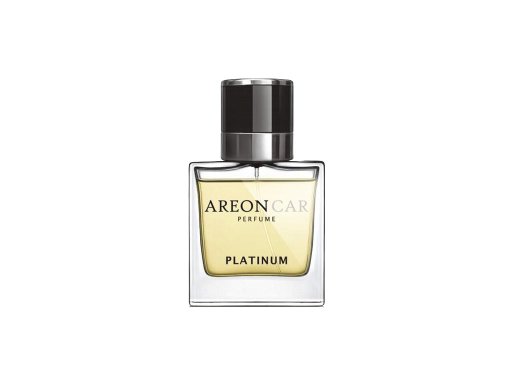 AREON PERFUME NEW 50ml Platinum