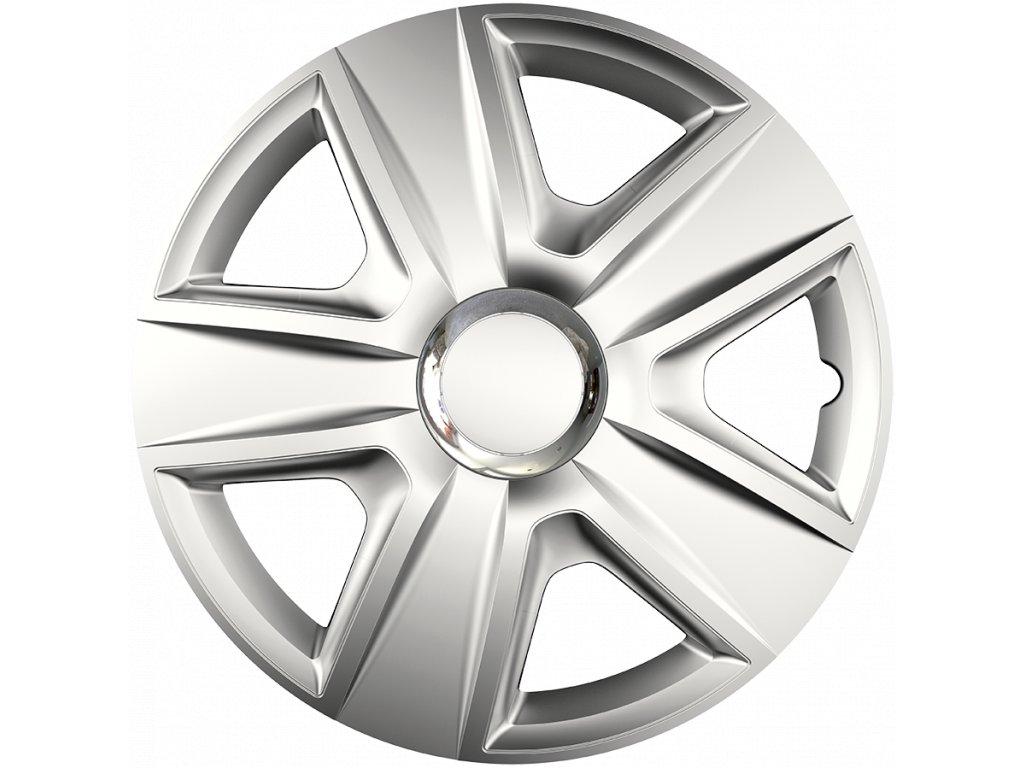 "Kryty kol - poklice Esprit RC 14"" Ring Chrome Silver  Kryty kol - poklice"