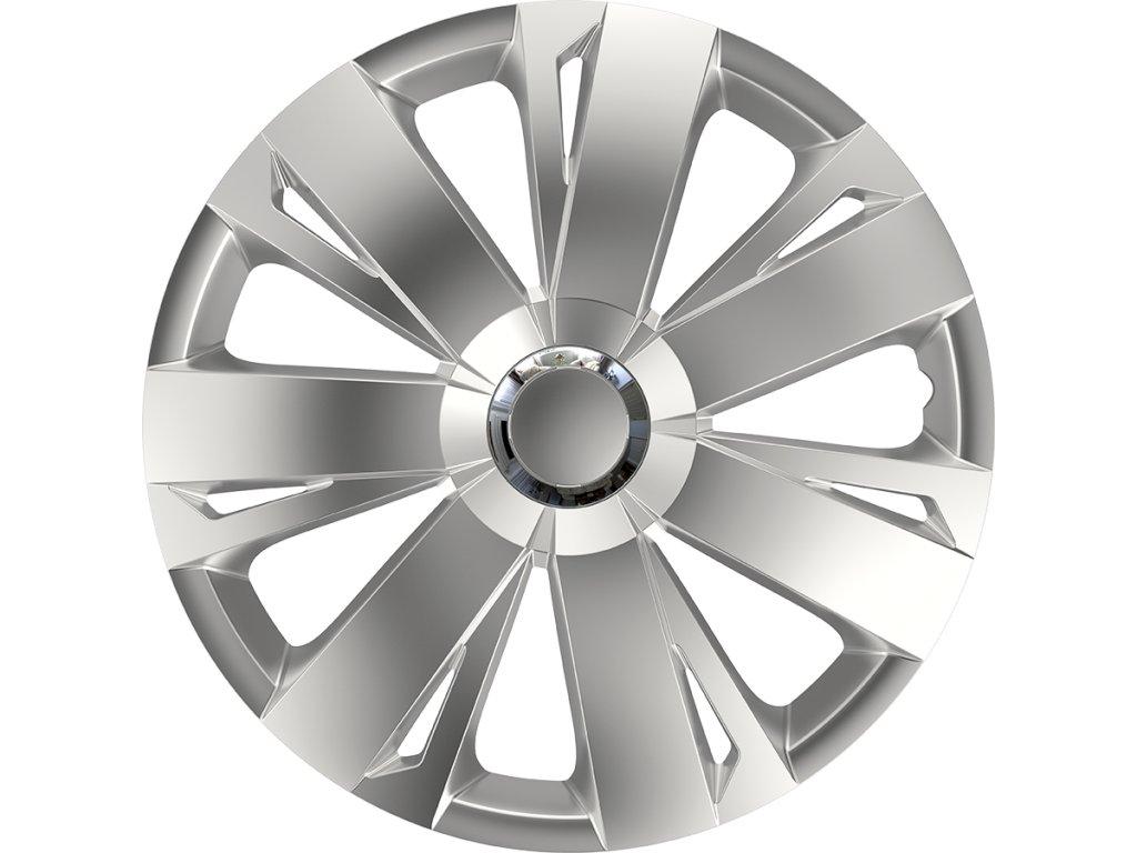 """Kryty kol - poklice Energy RC 15"""" Silver  Kryty kol - poklice"""