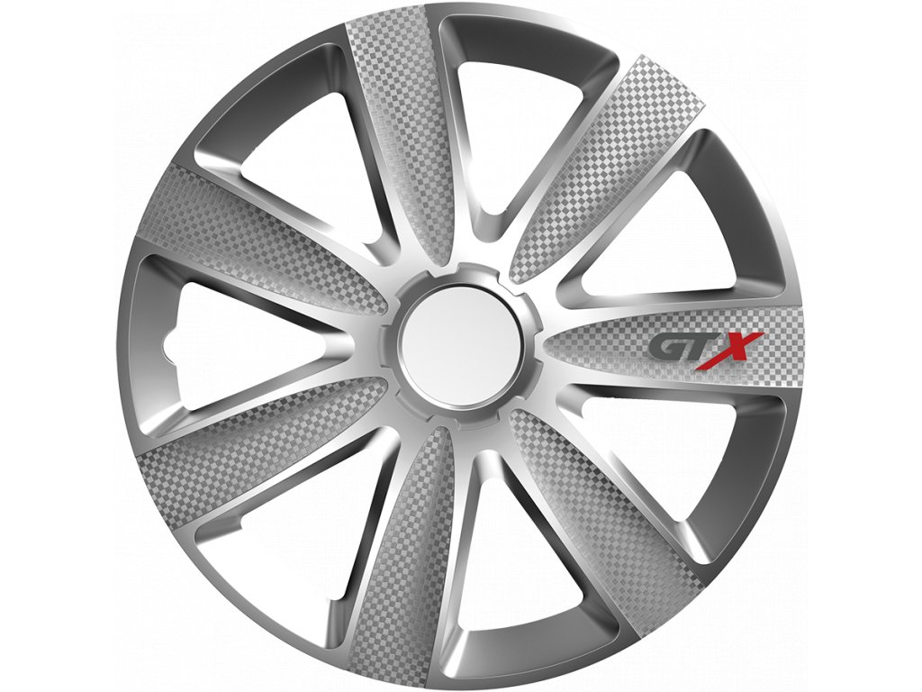 """Kryty kol - poklice GTX 16"""" Carbon Silver  Kryty kol - poklice"""