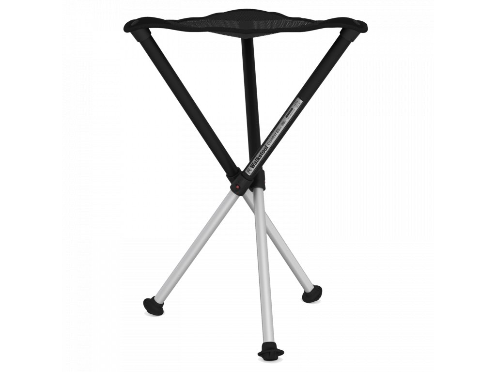 Teleskopická židle trojnožka Walkstool Comfort XXL 65 cm