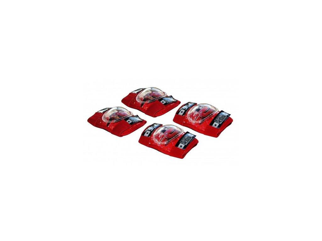 CHRÁNIČE LOKTŮ A KOLEN cars 59006
