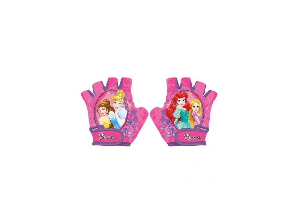 RUKAVICE na kolo pro děti princezny 59014