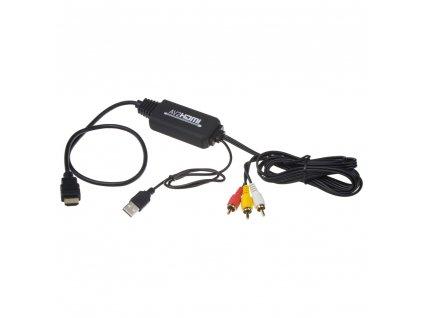 Univerzální převodník signálu z RCA do HDMI