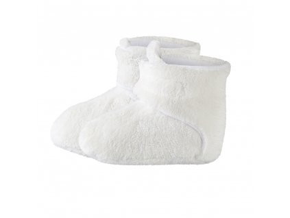 Bačkorky MAZLÍK Outlast® - krémová (Velikost 2)