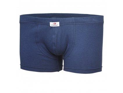 Boxerky pánské tenké Outlast® - tmavě modrá (Velikost S)