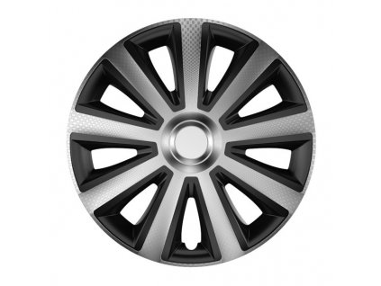 aviator carbon silver black