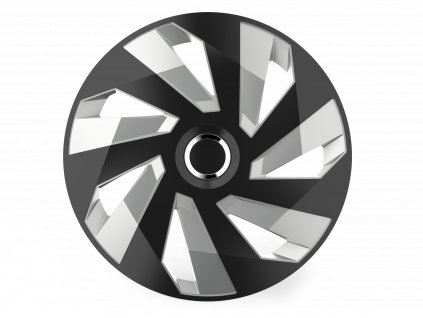 vector rc black silver