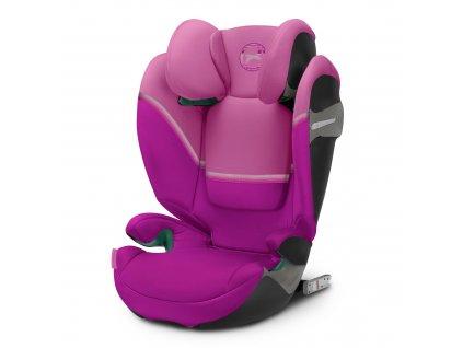 Cybex Solution S i-Fix Magnolia Pink 2020  autosedačka 15-36 kg