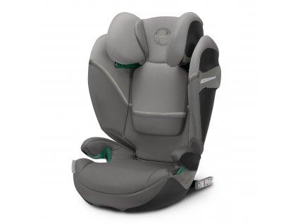 Cybex Solution S i-Fix Soho Grey 2020  autosedačka 15-36 kg