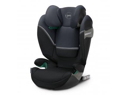 Cybex Solution S i-Fix Granite Black 2020  autosedačka 15-36 kg