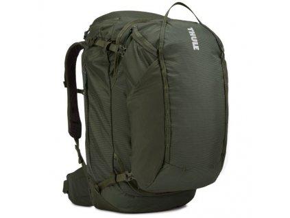 Thule Landmark batoh 70L pro muže TLPM170 - zelený  Expediční batoh