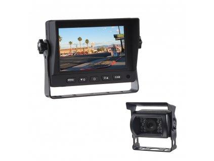 "AHD kamerový set s monitorem 5"""