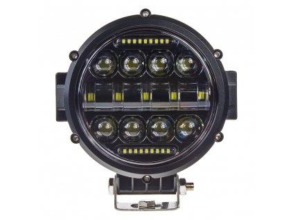 LED světlo kulaté s pozičním světlem, 36W, ø176 x 195mm