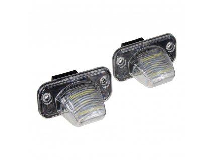 LED osvětlení SPZ do vozu VW Transporter T4, Passat B5