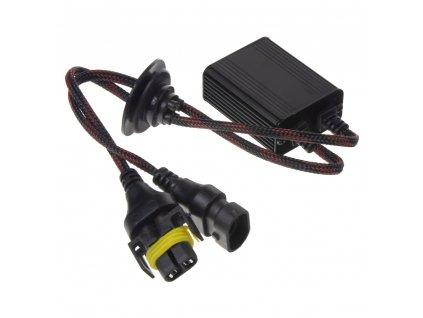 Eliminátor chybových hlášení s redukcí pro žárovky H8, H9, H11