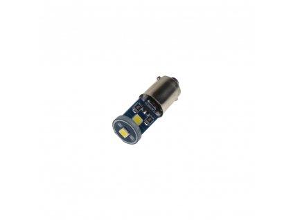 LED BA9s bílá, 12V, 3LED/3030SMD