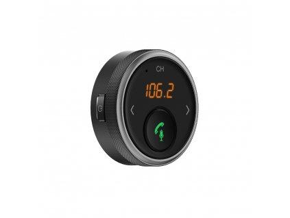 Bluetooth/HF/FM modulátor bezdrátový s AUX výstupem a akumulátorem