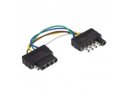 profesionální konektor 5-pólový
