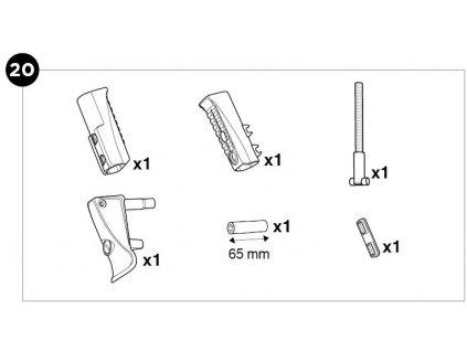 1500052861 Clamp Repair Kit