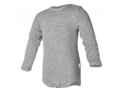 Body smyk ZOE Outlast® - šedý melír (Velikost 56)