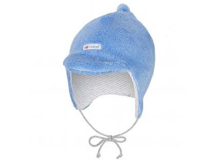 Kšiltovka MAZLÍK Outlast® - stř.modrá (Velikost 1 | 36-38 cm)