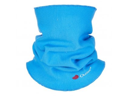 Nákrčník dětský smyk Outlast® - modrá (Velikost UNI)