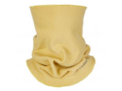 Nákrčník dětský smyk Outlast® - oliva (Velikost UNI)