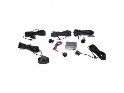Parkovací systém přední 4 senzorový - akustická signalizace
