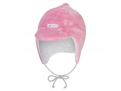 Kšiltovka MAZLÍK Outlast® - růžová (Velikost 1 | 36-38 cm)