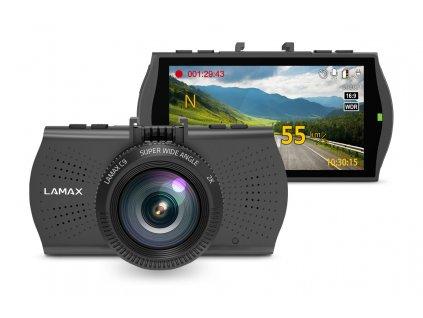 LAMAX C9  Autokamera s 2K záznamem