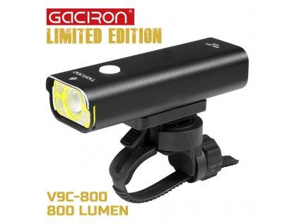 vyr 1750 Gaciron V9C 800 LE new