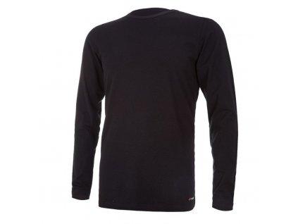 Tričko pánské DR smyk Outlast® - černá (Velikost M)