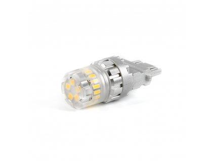 LED T20 (3157) bílá, 12V, 23LED SMD