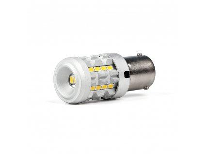 LED BAU15S bílá, 12V, CAN-BUS, 26LED SMD