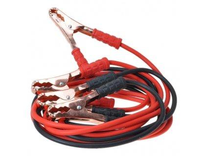 Startovací kabely - 300A 2,5m / 4mm2  Pro motorová vozidla