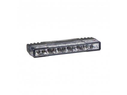 PROFI SLIM výstražné LED světlo vnější, do mřížky, modré, 12-24V, ECE R65