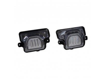 LED dynamické blinkry Jeep Wrangler JL