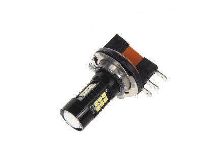LED H15 bílá, 12V, 21LED/3030SMD