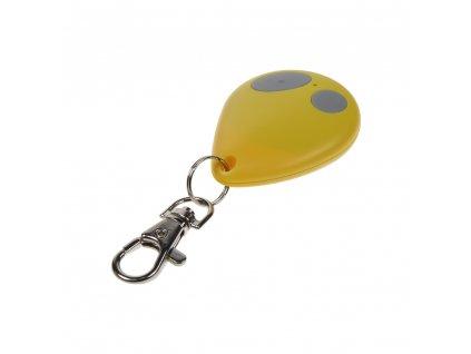 Univerzální dálkový ovladač Cobra - žlutý