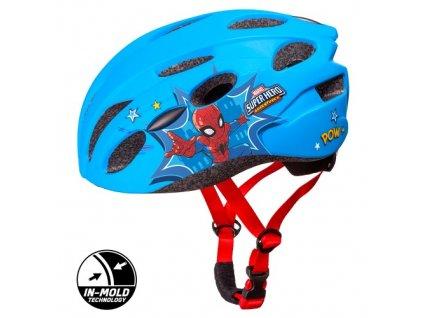 Dětská cyklo přilba spiderman 59075