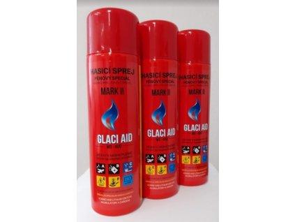 Hasicí spray GlaciAid MG-400, 400 ml