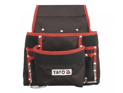 Kapsář za opasek na nářadí 8 kapes, YATO