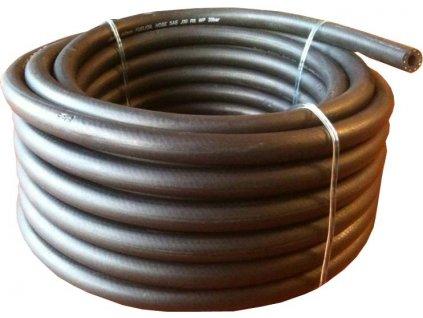Palivová hadice gumová 6mm (role 20m) CN, 47-001-1