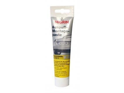 NIGRIN AUSPUFF-MONTAGEPASTE 150 g - pasta na montáž výfuků, 74089