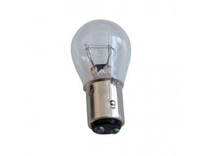 Žárovka 24V 21/5W dvouvláknová - balení 10 ks