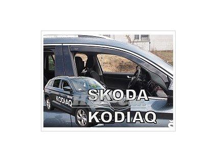 Plexi Škoda Kodiaq 5dv 2016r   (2359)